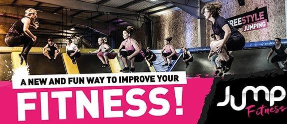 Jump Street fitness