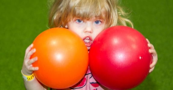 mini dodgeball