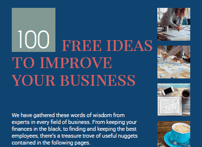 Ideas to Improve your business