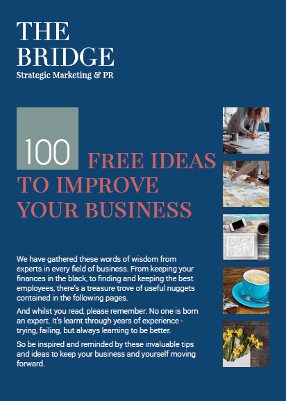 100 FREE Ideas to Improve Your Business