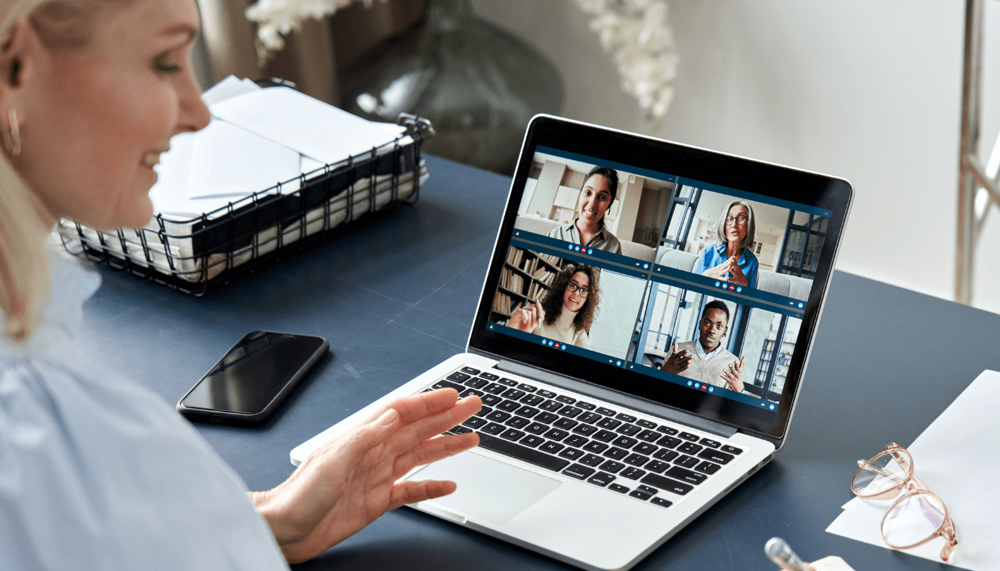 How to make the most of virtual networking events